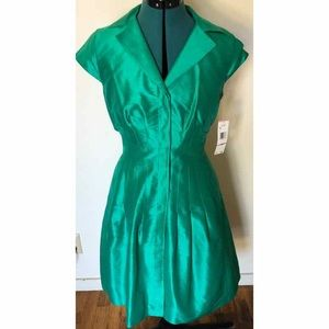 Jones New York Silk Dress